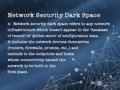 Network Security Dark Space