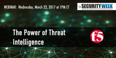 Threat Intelligence Webinar